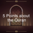 Here's a Quick Intro on the Muslim Holy Book