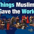 5 Things Muslims Gave the Scientific World!